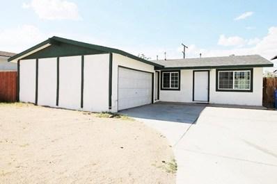 1637 Sunset Street, Barstow, CA 92311 - #: 506491