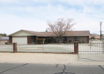 14861 Riverside Drive, Apple Valley, CA 92307 - #: 508142