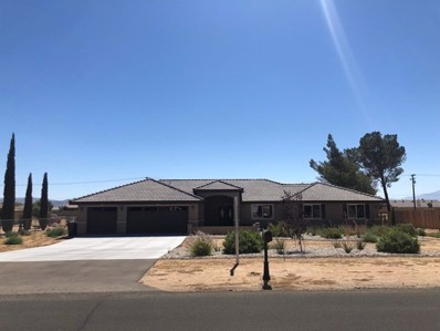 13403 Lakota Road, Apple Valley, CA 92308 - #: 514717