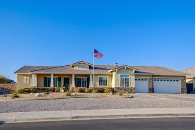 20264 Gala Road, Apple Valley, CA 92308 - #: 517814