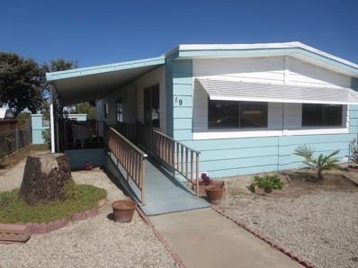 8655 Santa Fe Avenue UNIT 9, Hesperia, CA 92345 - #: 518455