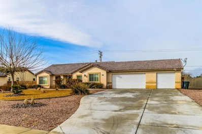 13206 Perignon Place, Apple Valley, CA 92308 - #: 520100