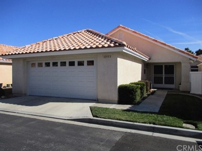 11553 Mountain Meadow Drive, Apple Valley, CA 92308 - #: 521089