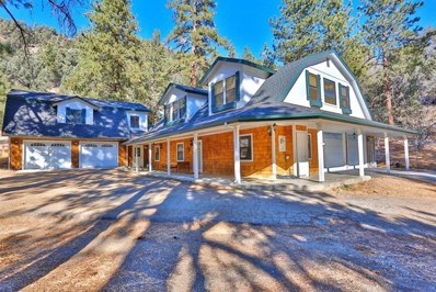 800 Swathout Canyon Road, Wrightwood, CA 92397 - #: 521322