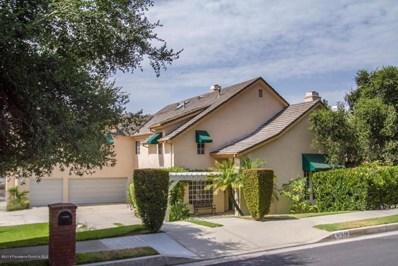 448 W Grandview Avenue, Sierra Madre, CA 91024 - #: 818003478