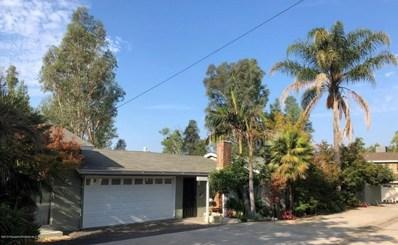 1643 Orange Tree Lane, La Canada Flintridge, CA 91011 - #: 818003881