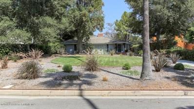1964 Midlothian Drive, Altadena, CA 91001 - #: 818004035