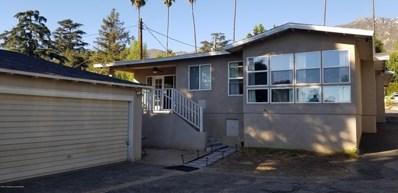 410 Punahou Street, Altadena, CA 91001 - #: 818004465