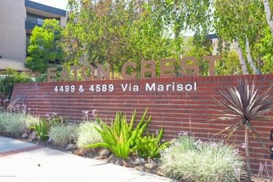 4499 Via Marisol UNIT 337, Los Angeles, CA 90042 - #: 818004594