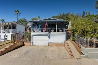 4763 Mendota Avenue, Los Angeles, CA 90042 - #: 818004623