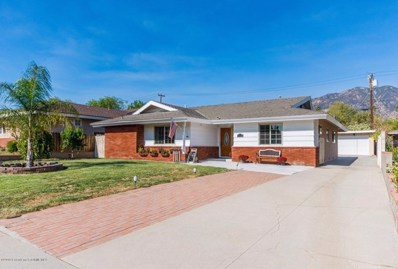 2415 Casa Grande Street, Pasadena, CA 91104 - #: 818005536