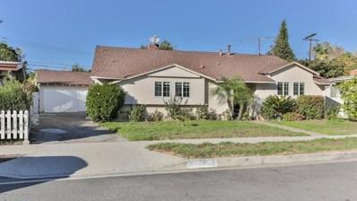 13239 Cumpston Street, Sherman Oaks, CA 91403 - #: 818005696