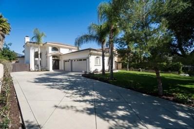 59 W La Sierra Drive, Arcadia, CA 91007 - #: 819000624