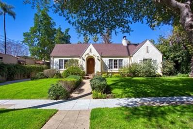605 S Oak Knoll Avenue, Pasadena, CA 91106 - #: 819001147