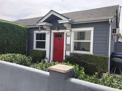 769 N Gower Street, Los Angeles, CA 90038 - #: 820000207