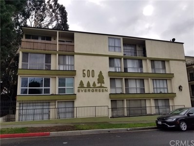 500 Evergreen Street UNIT 109, Inglewood, CA 90302 - #: AR19276587