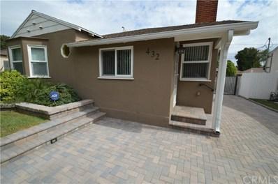 432 N Reese Place, Burbank, CA 91506 - #: BB18246479