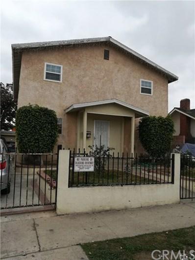 1132 E 67th Street, Los Angeles, CA 90001 - #: CV18058595