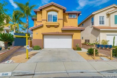 11140 Saint Tropez Drive, Rancho Cucamonga, CA 91730 - #: CV18207805