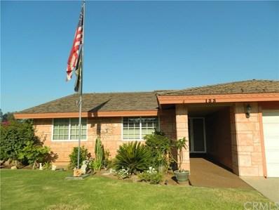 133 N Stephora Avenue, Covina, CA 91724 - #: CV18209625