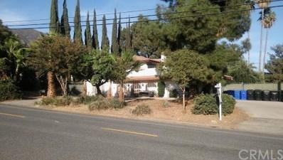 5211 Sapphire Street, Alta Loma, CA 91701 - #: CV18235196