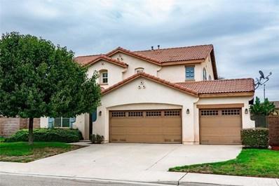 5947 Forest Glen Drive, Fontana, CA 92336 - #: CV18244670