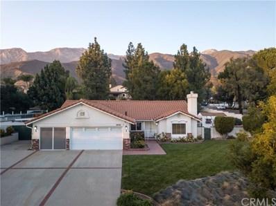 8692 Vicara Drive, Alta Loma, CA 91701 - #: CV18253081
