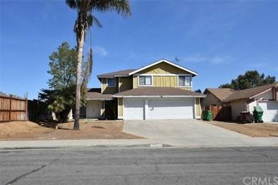 15336 Via Alicia Drive, Moreno Valley, CA 92551 - #: CV18257589