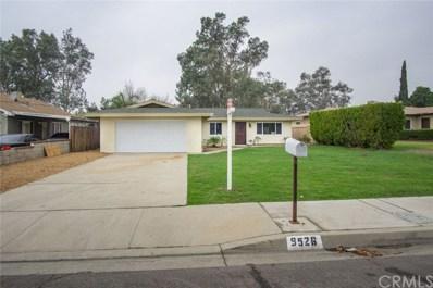 9526 Acacia Avenue, Fontana, CA 92335 - #: CV18270595