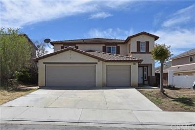 27897 Via De La Real, Moreno Valley, CA 92555 - #: CV19090332