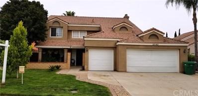 12142 Amber Hill, Moreno Valley, CA 92557 - #: CV19127454