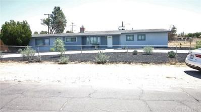 15153 Nokomis Road, Apple Valley, CA 92307 - #: CV19179942