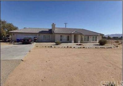 15935 Serrano Road, Apple Valley, CA 92307 - #: CV20013634