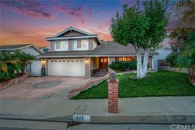817 W Suffolk Avenue, Montebello, CA 90640 - #: CV20026897