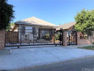 437 W 62nd Street, Los Angeles, CA 90003 - #: DW18218686