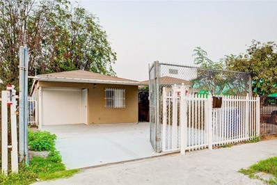 1477 E 111th Street, Los Angeles, CA 90059 - #: DW18240280