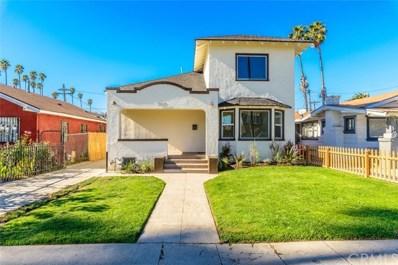 5025 S Harvard Boulevard, Los Angeles, CA 90062 - #: DW19063222