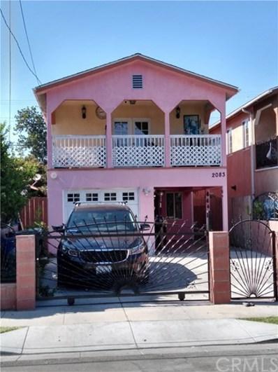 2083 E Piru Street, Compton, CA 90222 - #: DW19163312