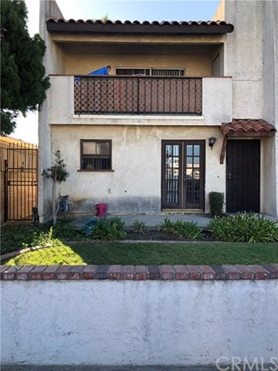17441 Virginia Avenue UNIT E, Bellflower, CA 90706 - #: DW19233341