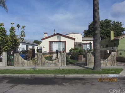 1651 W 66th Street, Los Angeles, CA 90047 - #: DW20011570