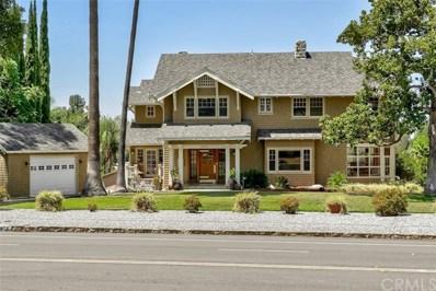 1478 W Cypress Avenue, Redlands, CA 92373 - #: EV17187689