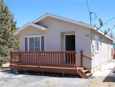 940 WILLOW Lane, Big Bear, CA 92314 - #: EV18071584