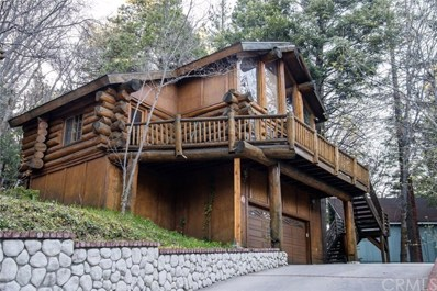 840 Sierra Vista Drive, Twin Peaks, CA 92391 - #: EV18089581
