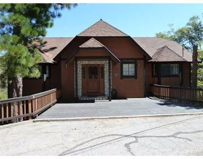 1137 Nadelhorn Drive, Lake Arrowhead, CA 92352 - #: EV18099932