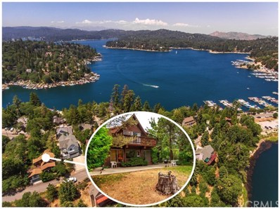 496 Emerald Drive, Lake Arrowhead, CA 92352 - #: EV18165014