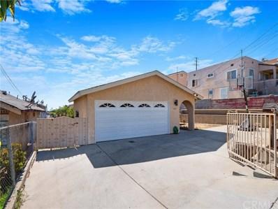 941 N Rowan Avenue, East Los Angeles, CA 90063 - #: EV18192234