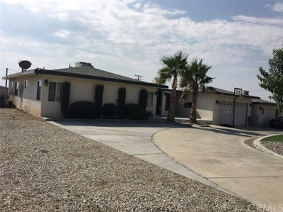 16283 Rancherias Road, Apple Valley, CA 92307 - #: EV18196871