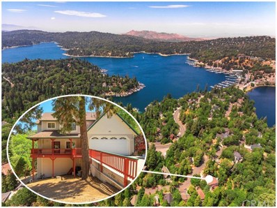 391 Emerald Drive, Lake Arrowhead, CA 92352 - #: EV18215936