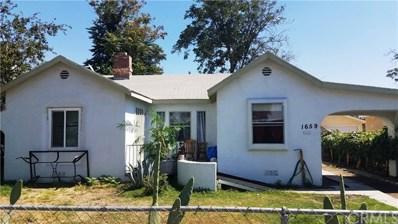 1659 N Waterman Avenue, San Bernardino, CA 92404 - #: EV18224265