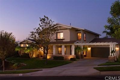 527 Golden West Drive, Redlands, CA 92373 - #: EV18233392
